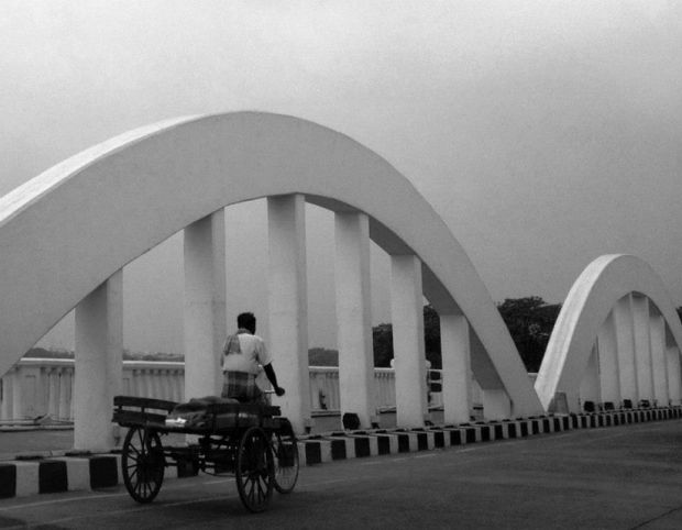 Napier Bridge, Madras