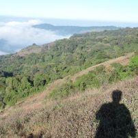 Megamalai-Thekkady border
