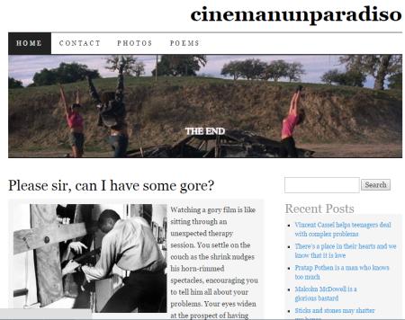 Cinema Un-Paradiso