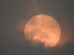 Sunrise in Siruseri